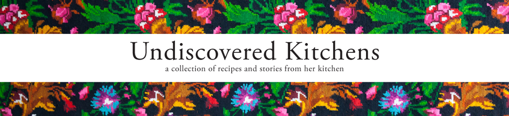 Undiscovered Kitchens logo